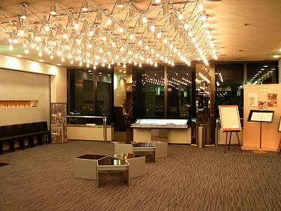 新宿野村ビルの展望スペース