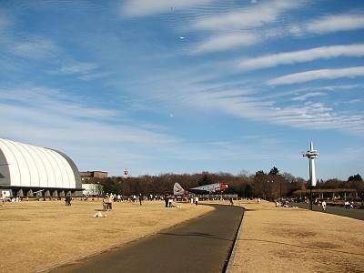 所沢航空記念公園(2006/1/15)
