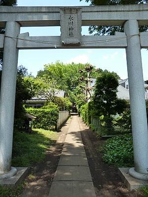 清瀬市氷川神社1