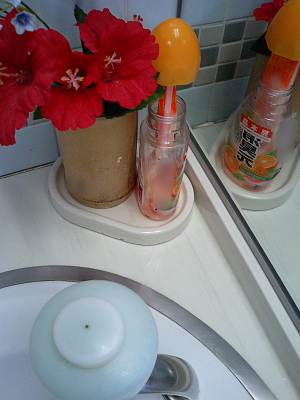 トイレの芳香剤に名前