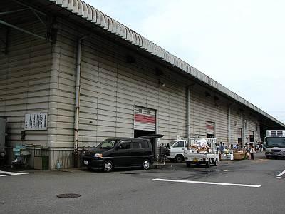 所沢総合食品地方卸売市場
