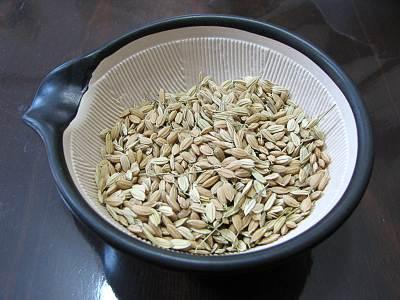 バケツ稲のもみすり準備完了