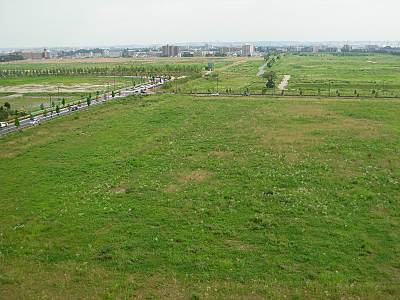 日産村山工場跡地