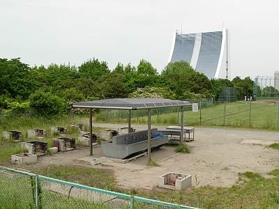 大井ふ頭野外活動広場