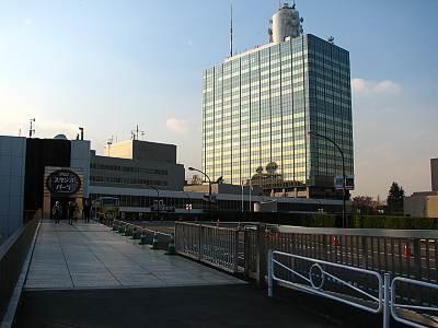 NHK放送センタースタジオパーク