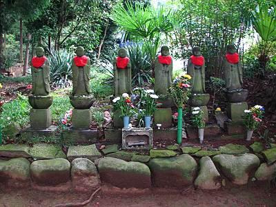 佛眼寺のお地蔵様