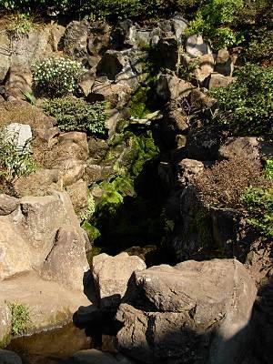 東福寺の滝