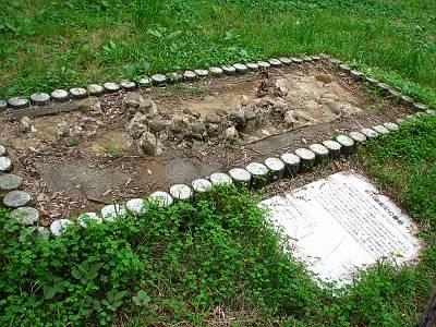 先土器時代の礫群