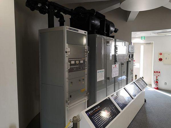三菱電機の観測装置