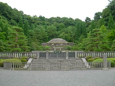 昭和天皇の武蔵野陵