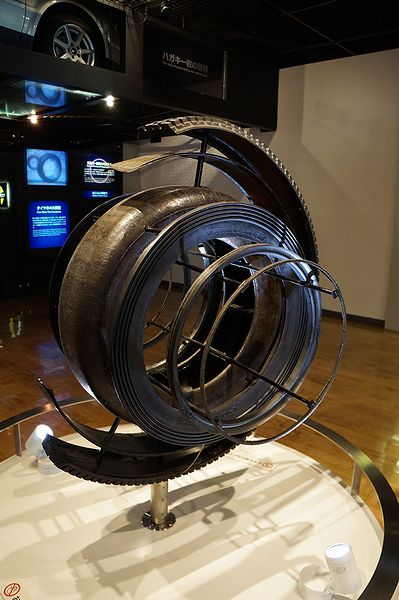 タイヤの構造