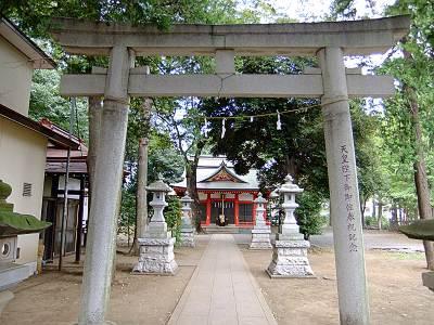 秋津神社Velvia