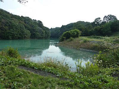 村山貯水池