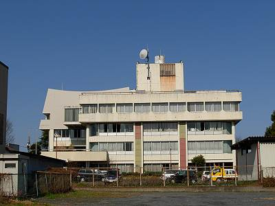 清瀬市役所1