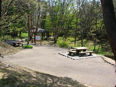 高徳中岩河川公園
