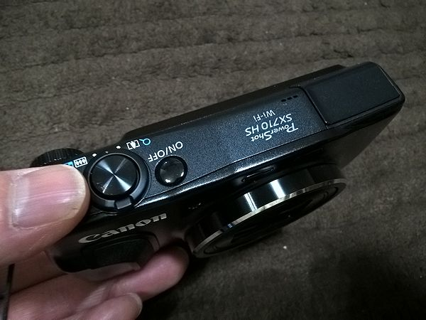 PowerShot SX710HS