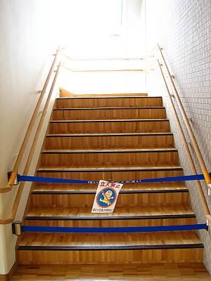 ころぽっくる2階より上は閉鎖中