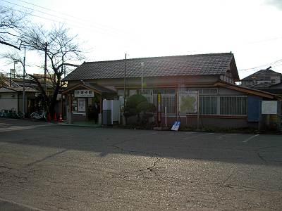 JR八高線 金子駅