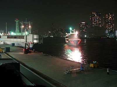 ヴァンテアン号帰港3