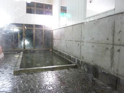 吉井温泉 牛伏の湯の浴室