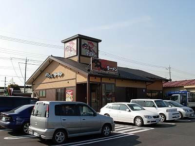 かかしのラーメン所沢店