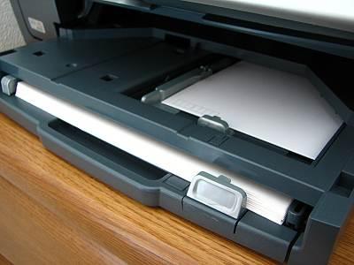 HP Photosmart 3210aの給紙トレイ