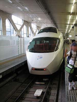 小田急ロマンスカーVSE(50000形)