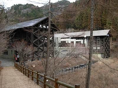 都民の森 森林館
