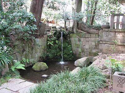 東円寺 不動の滝