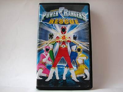 Power Rangers(パワーレンジャー)のビデオ