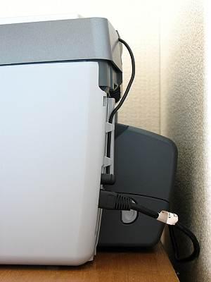 HP Photosmart 3210aの両面印刷モジュール