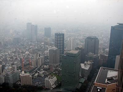東京都庁からの展望