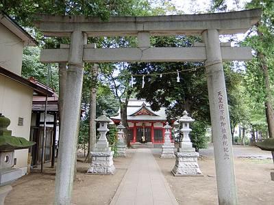 秋津神社ASTIA