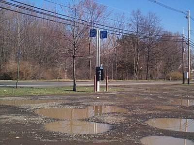 アメリカのドライブスルー公衆電話