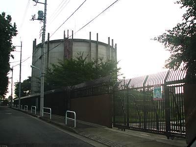 南沢浄水所