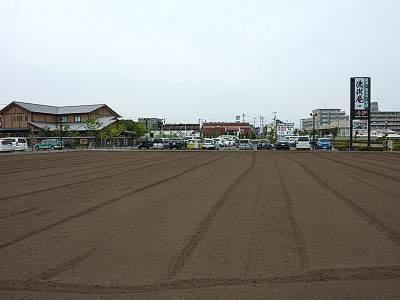 東所沢の畑