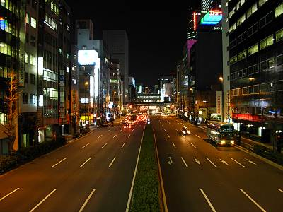 第一京浜(国道15号)