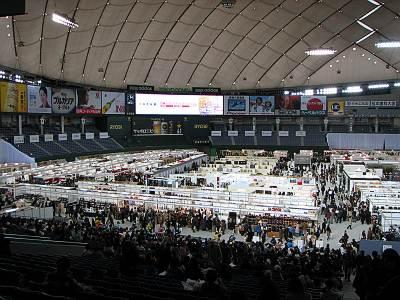 テーブルウェア・フェスティバル(東京ドーム)