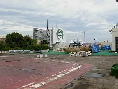 荻窪 タウンセブン屋上