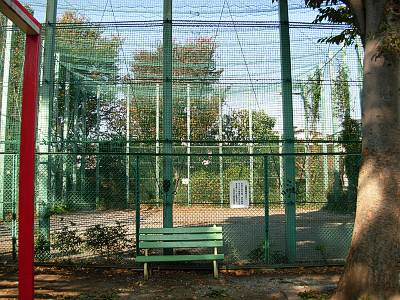 南荻窪中央公園の球戯場
