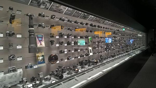 歴代のニコンのカメラ