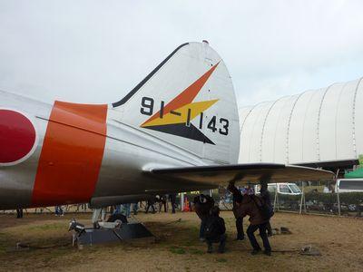 C46輸送機