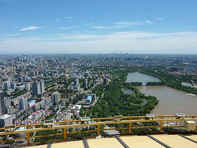 中央電視塔からの展望4