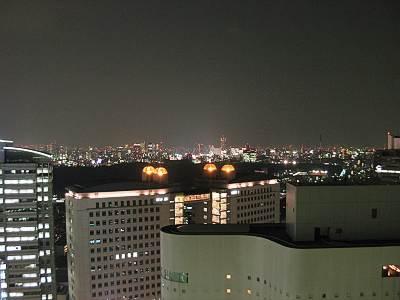 新宿NSビル29F南側方面