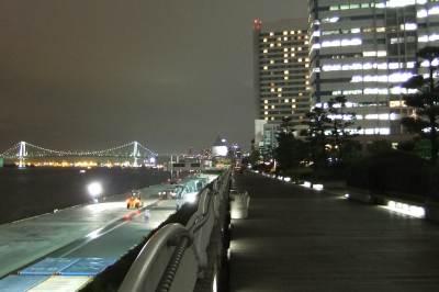 F70EXRで撮影した竹芝桟橋