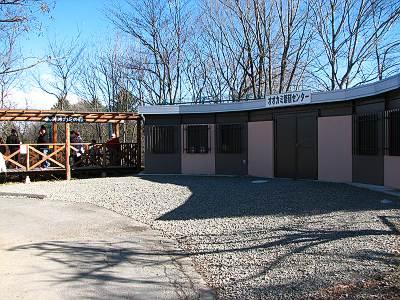 群馬サファリパーク オオカミ繁殖センター