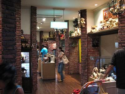 おもちゃと人形 自動車博物館 テディベア博物館