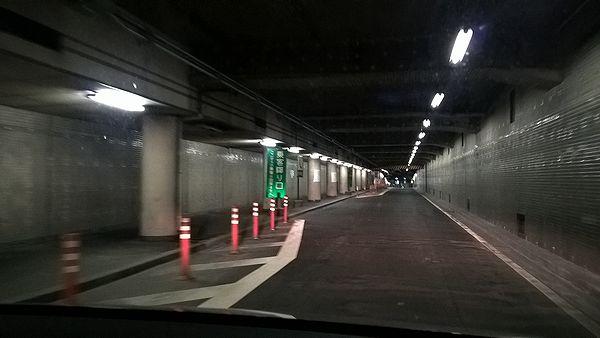八重洲線の東京駅乗客降り口