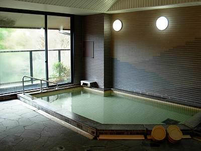 朝日館のお風呂