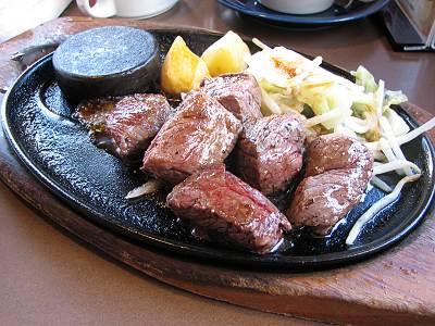 ステーキのどん スペシャルステーキランチ